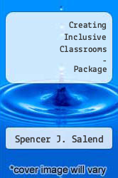 Cover of Creating Inclusive Classrooms - Package 5TH 05 (ISBN 978-0132245203)
