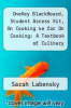 cover of OneKey BlackBoard, Student Access Kit, On Cooking 4e for On Cooking: A Textbook of Culinary Fundamentals (4th edition)