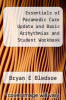 cover of Essentials of Paramedic Care Update and Basic Arrhythmias and Student Workbook Package (1st edition)
