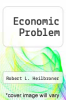 cover of Economic Problem (5th edition)