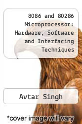 Cover of 8086 and 80286 Microprocessor: Hardware, Software and Interfacing Techniques EDITIONDESC (ISBN 978-0132453257)