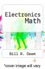 cover of Electronics Math (4th edition)