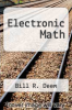 cover of Electronic Math (2nd edition)