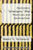 cover of Electronic Techniques: Shop Practices and Construction (2nd edition)
