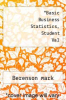 cover of Basic Business Statistics, Student Val