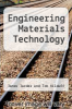 cover of Engineering Materials Technology (2nd edition)