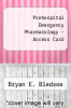 cover of Prehospital Emergency Pharmacology - Access Card (7th edition)