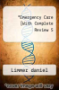 cover of Emergency Care [With Complete Review S (12th edition)
