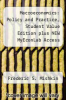 cover of Macroeconomics: Policy and Practice, Student Value Edition plus NEW MyEconLab Access Card (1-semester access) Package (1st edition)