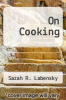 cover of On Cooking (5th edition)