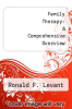 cover of Family Therapy: A Comprehensive Overview