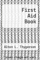 Cover of First Aid Book EDITIONDESC (ISBN 978-0133180060)
