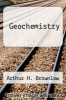 cover of Geochemistry