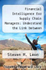 cover of Financial Intelligence for Supply Chain Managers (1st edition)