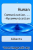 cover of Human Communication... -Mycommunication (4th edition)