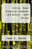 cover of Little, Brown Essential Handbook and Writer -- ValuePack Access Card (8th edition)