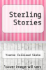 cover of Sterling Stories (2nd edition)