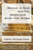 cover of American 24-Karat Gold Plus MyReadingLab -- Access Card Package (4th edition)