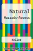 cover of Natural Hazards-Access (4th edition)