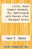cover of Little, Brown Compact Handbook, The, MyWritingLab with Pearson eText -- Valuepack Access Card and The Longman Reader, Books a la Carte Edition (9th edition)