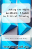 cover of Asking the Right Questions (12th edition)