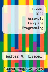 Cover of IBM-PC 8088 Assembly Language Programming EDITIONDESC (ISBN 978-0134483580)