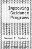 cover of Improving Guidance Programs