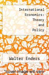 Cover of International Economics: Theory and Policy EDITIONDESC (ISBN 978-0134728537)