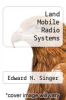 cover of Land Mobile Radio Systems