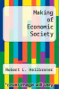 cover of Making of Economic Society (5th edition)