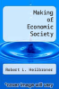 cover of Making of Economic Society (6th edition)