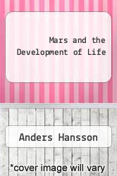 Cover of Mars and the Development of Life EDITIONDESC (ISBN 978-0135590225)