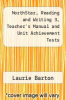 cover of NorthStar, Reading and Writing 3, Teacher`s Manual and Unit Achievement Tests (3rd edition)