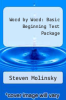 cover of Word by Word: Basic Beginning Test Package