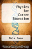 cover of Physics for Career Education
