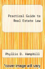 cover of Practical Guide to Real Estate Law