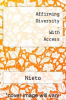 Affirming Diversity - With Access by Nieto - ISBN 9780137027811