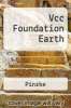 cover of Vcc Foundation Earth (1st edition)