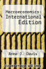 cover of Macroeconomics: International Edition (9th edition)
