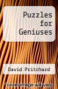 cover of Puzzles for Geniuses