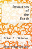 cover of Resources of the Earth