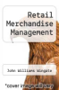 cover of Retail Merchandise Management (3rd edition)