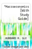 cover of Macroeconomics [With Study Guide]