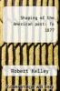 cover of Shaping of the American past: To 1877 (2nd edition)
