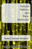 cover of Textile Fabrics and Their Selection (7th edition)
