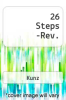26 Steps -Rev. by Kunz - ISBN 9780139337222
