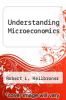 cover of Understanding Microeconomics (5th edition)
