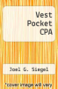 cover of Vest Pocket CPA