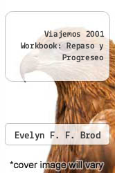 Cover of Viajemos 2001 Workbook: Repaso y Progreseo 1 (ISBN 978-0139486883)