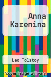 Cover of Anna Karenina EDITIONDESC (ISBN 978-0140044980)